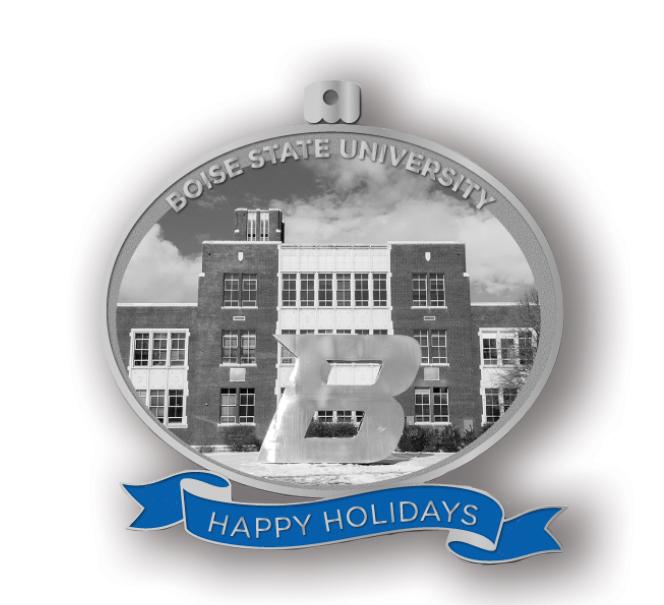 Alumni Association Holiday Ornament