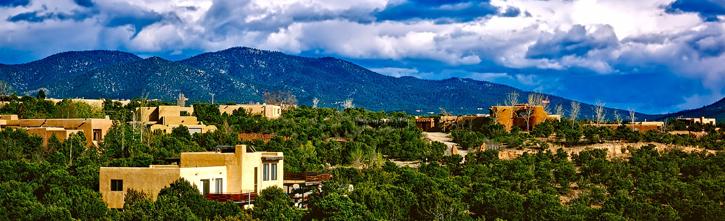 Sante Fe skyline