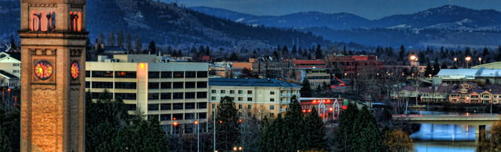 Spokane city