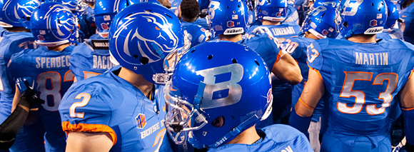 Boise State football team.
