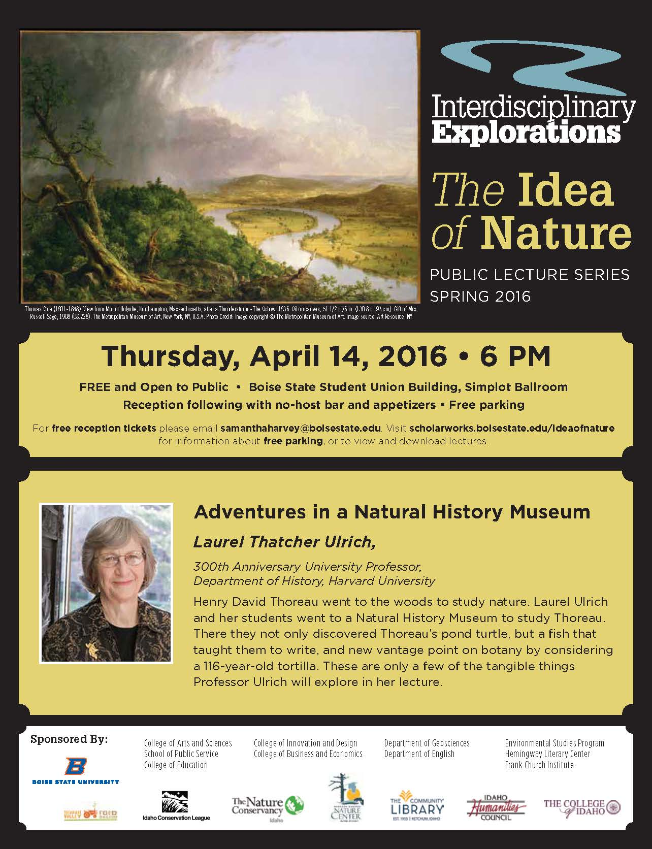Interdisciplinary Explorations: The Idea of Nature