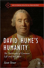book cover for David Hume's Humanity