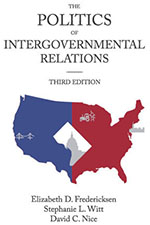 book cover for The Politics of Intergovernmental Relations