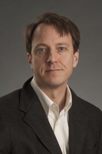 Doug Bullock studio portrait