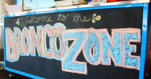 Bronco Zone