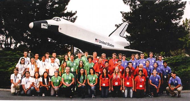 Science and Aerospace scholars