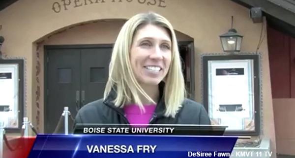 Image of Vanessa Fry
