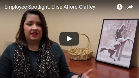 Elise Alford-Claffey youtube video