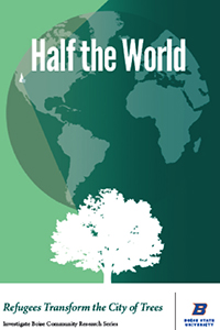 Book cover for Half the World