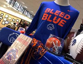 Photo of Bronco Shop Bleed Blue Shirt