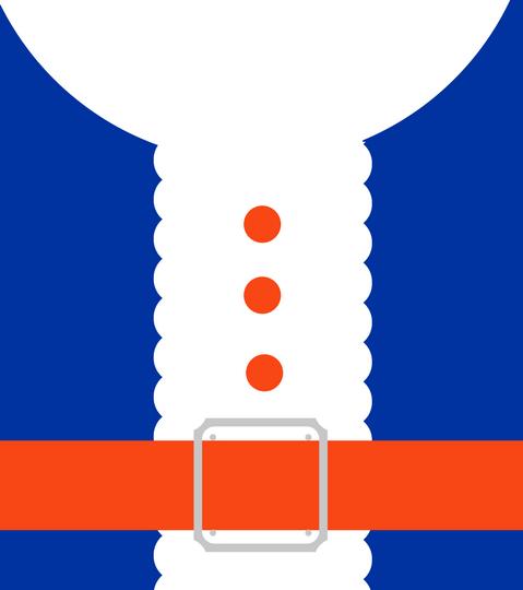 Santa Graphic