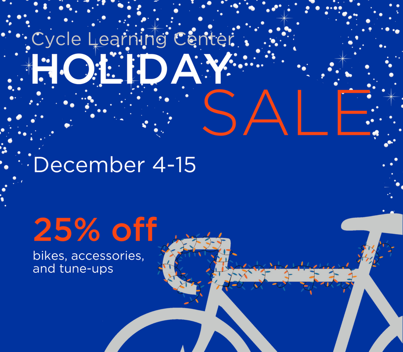CLC Holiday Sale